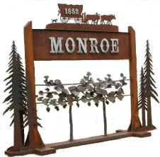 Monroe Oregon